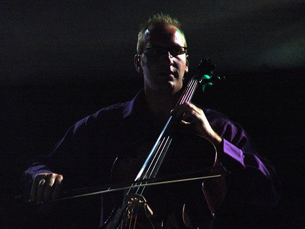 Paléo Festival 2004: Alain Bashung, July 25, Chapiteau