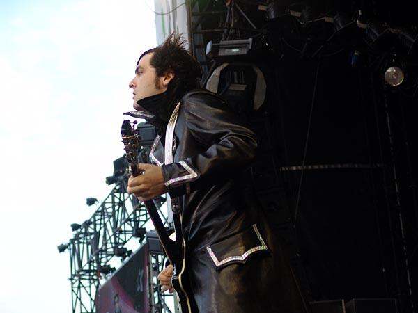 Paléo Festival 2004: -M- (Mathieu Chédid), July 21, Grande Scène