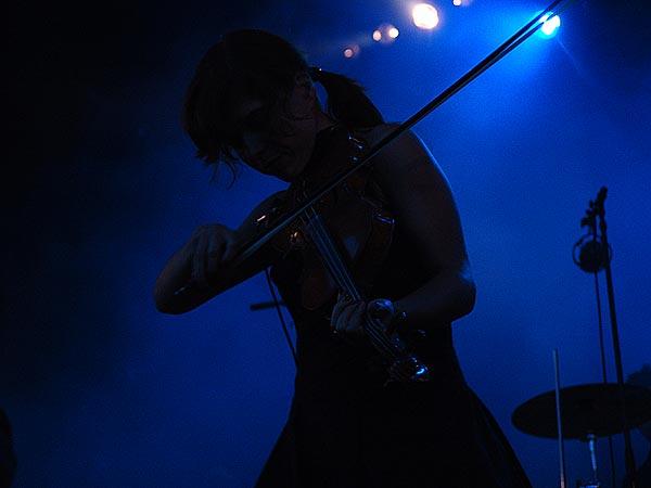 Paléo Festival 2004: Dionysos, July 23, Grande Scène