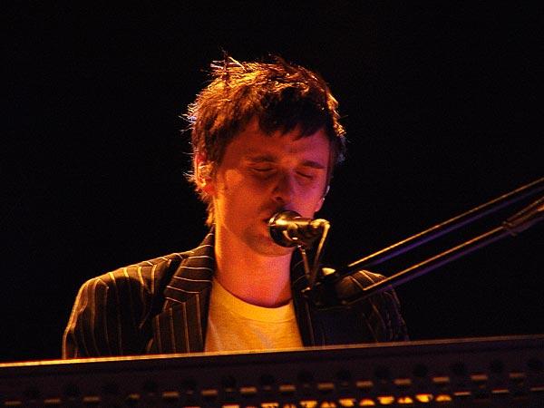 Paléo Festival 2004: Muse, July 23, Grande Scène