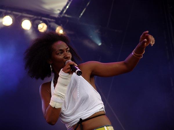 Paléo Festival 2004: Freestylers, July 24, Grande Scène