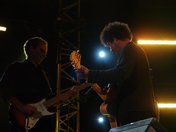 Paléo Festival 2004: Robert Charlebois, July 24, Chapiteau
