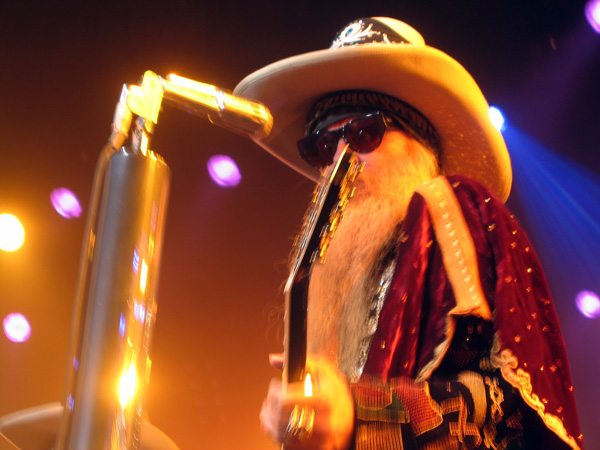 Montreux Jazz Festival 2003: ZZ Top, July 20, Auditorium Stravinski