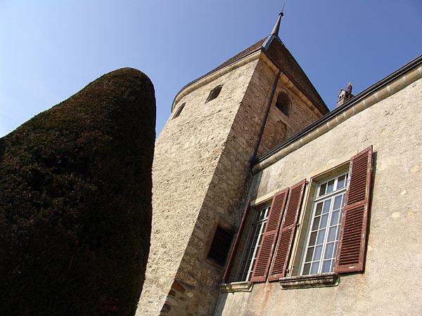 Rolle: le château.