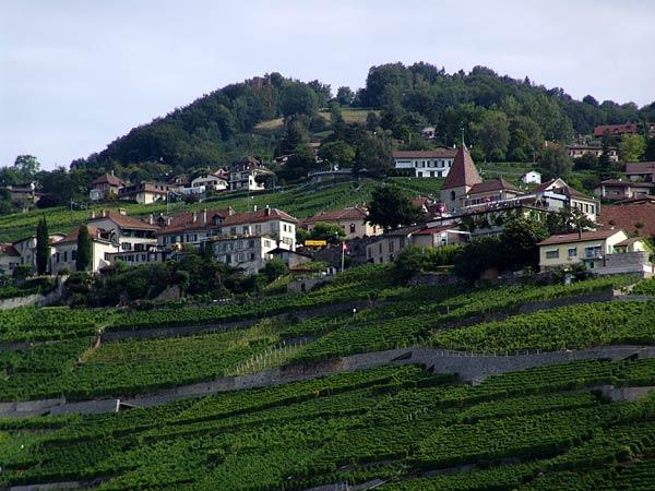 Grandvaux, août 2004.