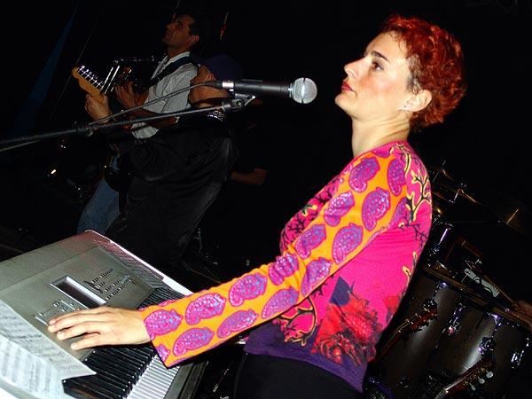 Vincent Bumann Band, Ned Music Club Montreux, 21 novembre 2004.