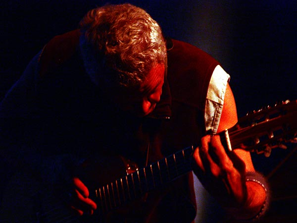 Pascal Auberson, Ned Music Club Montreux, 21 novembre 2004.