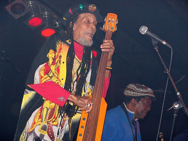 The Skatalites, Ned Music Club Montreux, 26 novembre 2004.
