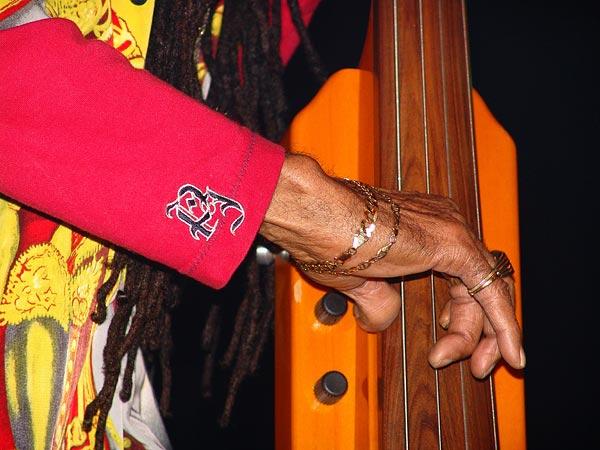 The Skatalites, Ned Music Club Montreux, 26 novembre 2004.