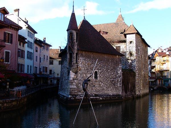 Annecy (France), 18 décembre 2004.