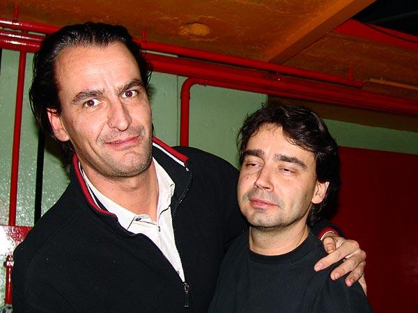 Ned - Montreux Music Club, vendredi 11 mars 2005, le concert de Chico Trujillo vient de se terminer, certains spectateurs sont très émus...