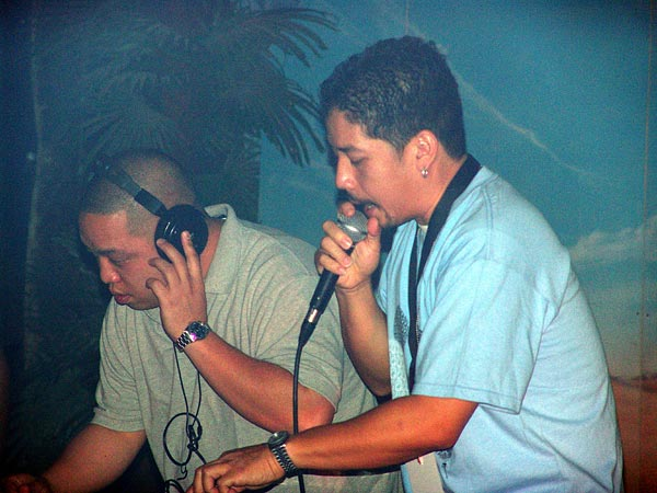 Black Chiney Sound System from Miami, USA, Ned - Montreux Music Club, samedi 19 mars 2005.