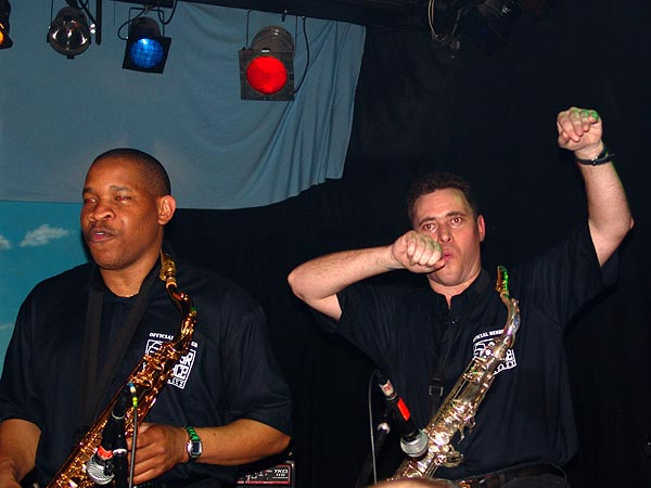 Skarface, Ned- Montreux Music Club, samedi 30 avril 2005.