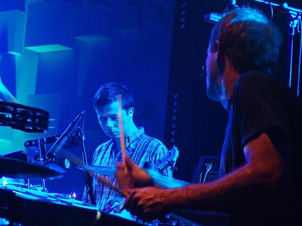 Montreux Jazz Festival 2005: LCD Soundsystem, July 13, 2005, Miles Davis Hall
