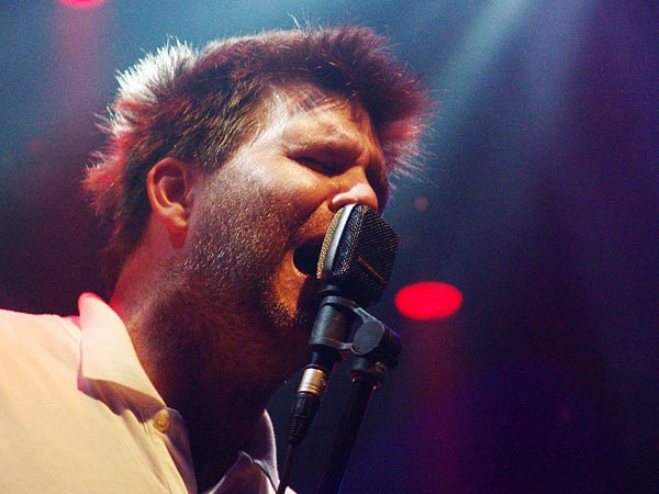 Montreux Jazz Festival 2005: LCD Soundsystem, July 13, 2005, Miles Davis Hall