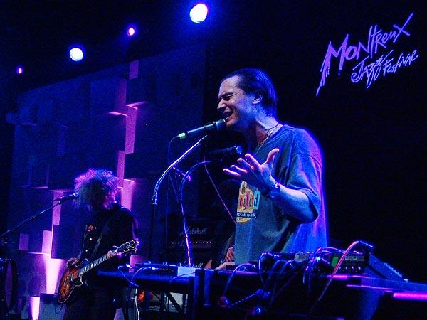 Montreux Jazz Festival 2005: Fantômas, July 14, 2005, Miles Davis Hall