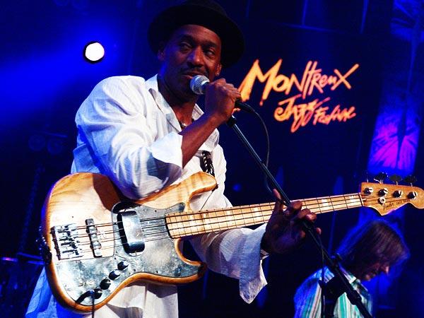 Montreux Jazz Festival 2005: Marcus Miller Band, July 14, 2005, Auditorium Stravinski