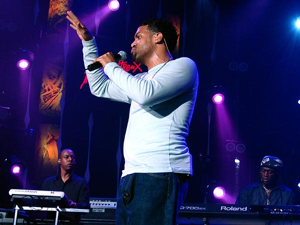 Montreux Jazz Festival 2005: Craig David, July 15, 2005, Auditorium Stravinski