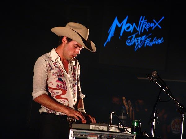 Montreux Jazz Festival 2005: Ghinzu, July 15, 2005, Miles Davis Hall
