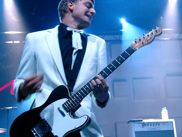 Montreux Jazz Festival 2005: The Hives, July 15, 2005, Miles Davis Hall