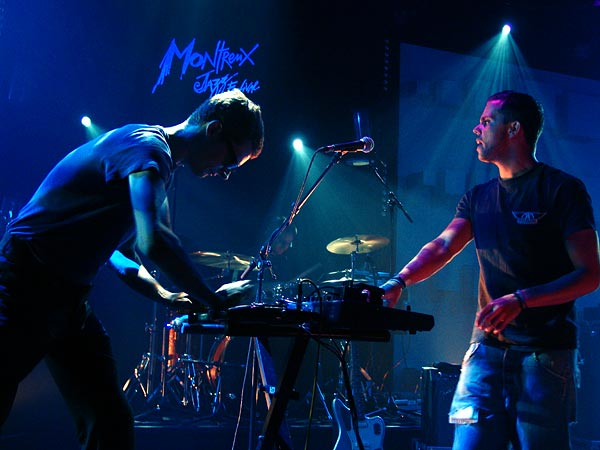 Montreux Jazz Festival 2005: M83, July 16, 2005, Miles Davis Hall