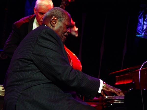 Montreux Jazz Festival 2005: Oscar Peterson Quartet, July 16, 2005, Auditorium Stravinski