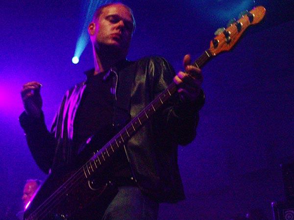 Montreux Jazz Festival 2005: Death in Vegas, July 16, 2005, Miles Davis Hall