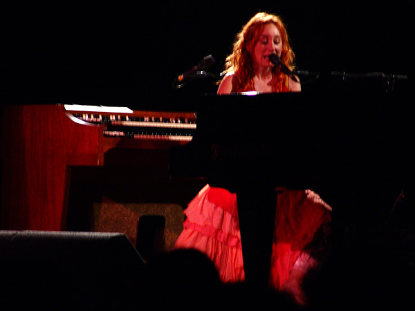 Montreux Jazz Festival 2005: Tori Amos, July 1, 2005, Casino Barrière