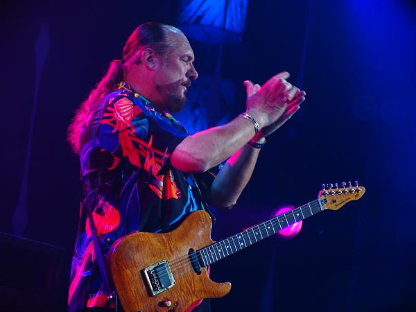 Montreux Jazz Festival 2005: Steve Cropper (Booker T & the MG's), July 2, Auditorium Stravinski