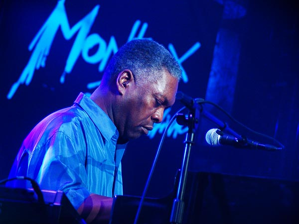 Montreux Jazz Festival 2005: Booker T & the MG's, July 2, Auditorium Stravinski