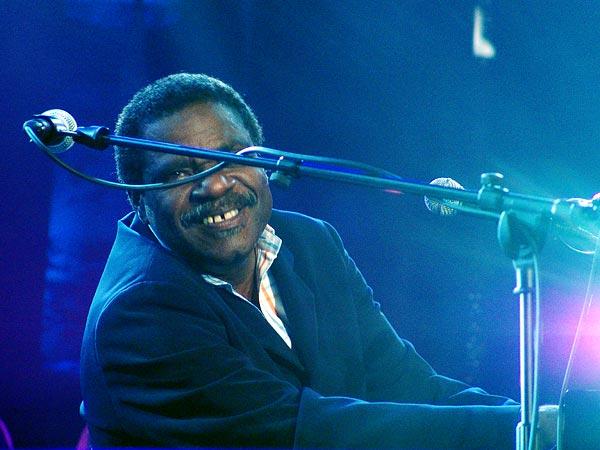 Montreux Jazz Festival 2005: Billy Preston, July 2, Auditorium Stravinski