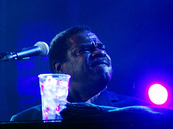 Montreux Jazz Festival 2005: Billy Preston, July 2, Auditorium Stravinski