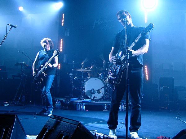 Montreux Jazz Festival 2005: Queens of the Stone Age, July 2, Miles Davis Hall