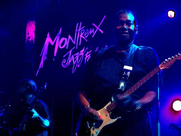 Montreux Jazz Festival 2005: Charles