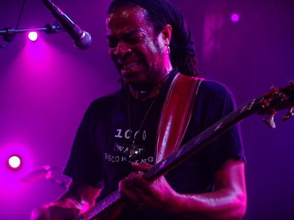 Montreux Jazz Festival 2005: Doug Wimbish (Headfake), July 3, Auditorium Stravinski