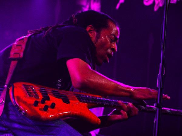 Montreux Jazz Festival 2005: Doug Wimbish (Headfake), July 3, Auditorium Stravinski