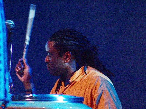 Montreux Jazz Festival 2005: Will Calhoun's Aza, July 3, Miles Davis Hall