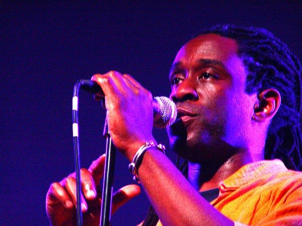 Montreux Jazz Festival 2005: Will Calhoun's Aza, July 3, Miles Davis Hall