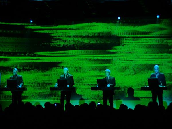 Montreux Jazz Festival 2005: Kraftwerk, July 4, 2005, Miles Davis Hall