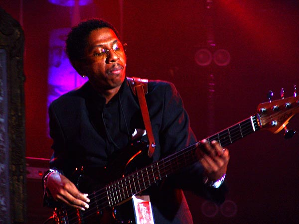 Montreux Jazz Festival 2005: Solomon Burke Band, July 4, 2005, Auditorium Stravinski