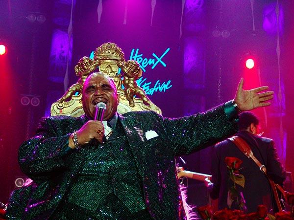 Montreux Jazz Festival 2005: Solomon Burke, July 4, 2005, Auditorium Stravinski