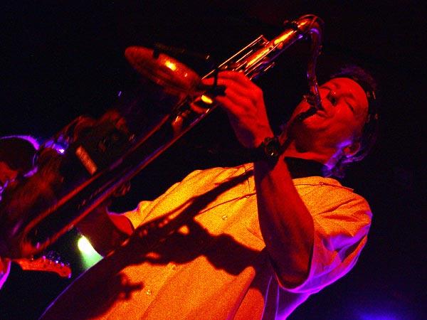 Montreux Jazz Festival 2005: Bill Evans (Steps Ahead), July 4, 2005, Casino Barrière