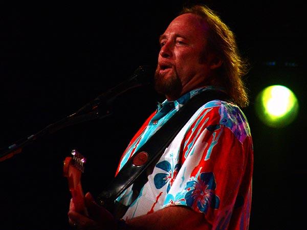 Montreux Jazz Festival 2005: Steve Stills (Crosby, Stills & Nash), July 5, 2005, Auditorium Stravinski