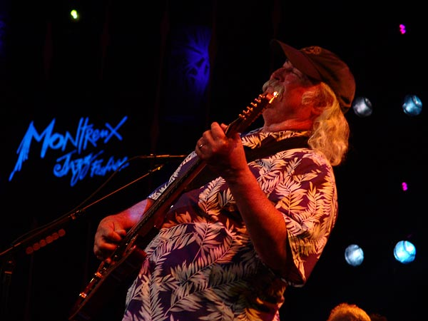 Montreux Jazz Festival 2005: David Crosby (Crosby, Stills & Nash), July 5, 2005, Auditorium Stravinski