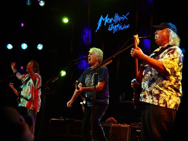 Montreux Jazz Festival 2005: Crosby, Stills & Nash, July 5, 2005, Auditorium Stravinski