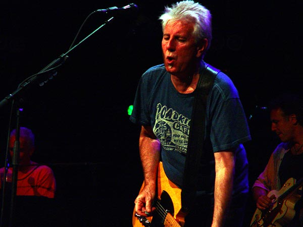 Montreux Jazz Festival 2005: Graham Nash (Crosby, Stills & Nash), July 5, 2005, Auditorium Stravinski