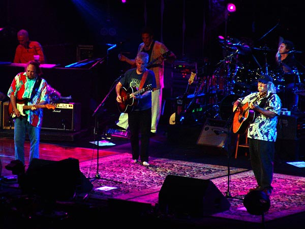 Montreux Jazz Festival 2005: Crosby, Stills & Nash, July 5, 2005, Auditorium Stravinski