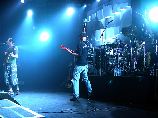Montreux Jazz Festival 2005: Audioslave, July 5, 2005, Miles Davis Hall