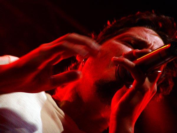 Montreux Jazz Festival 2005: Audioslave, July 5, 2005, Miles Davis Hall