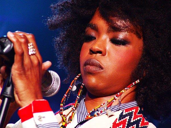 Montreux Jazz Festival 2005: Lauryn Hill Band, July 6, 2005, Auditorium Stravinski